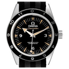 Omega Seamaster 300 Spectre LE Mens Watch 233.32.41.21.01.001 Box Papers