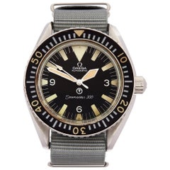 Omega Seamaster 300 T Dial Stainless Steel 165.024