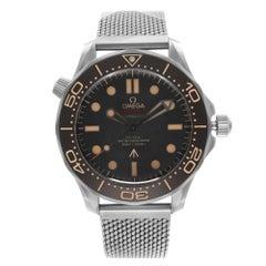 Omega Seamaster 300 Titanium 007 Edition No Time to Die 210.90.42.20.01.001