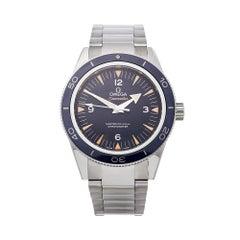 Omega Seamaster 300 Titanium 23390412103001 Gents Wristwatch