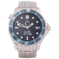 Omega Seamaster 300m 25318000 Men's Stainless Steel Watch