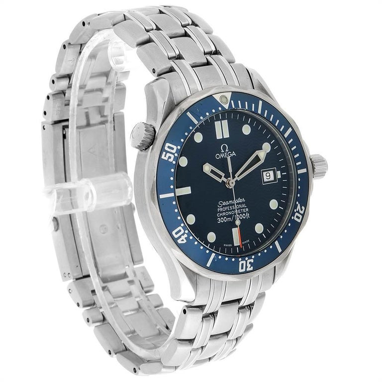 Omega Seamaster 300M Automatic Steel Men's Watch 2531.80.00 For Sale 1