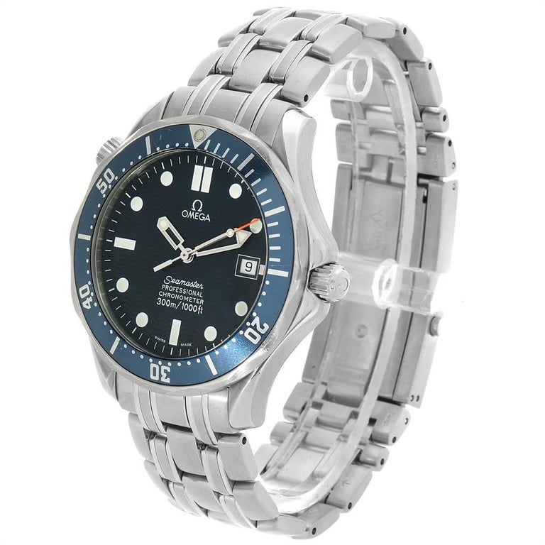Omega Seamaster 300M Automatic Steel Men's Watch 2531.80.00 For Sale 2