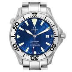 Omega Seamaster 300M Blue Dial Steel Men's Watch 2255.80.00
