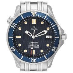 Omega Seamaster 300M Blue Dial Steel Men's Watch 2531.80.00