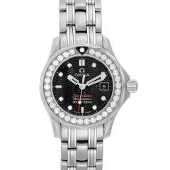 Omega Seamaster Diamond Ladies Watch 212.15.28.61.51.001