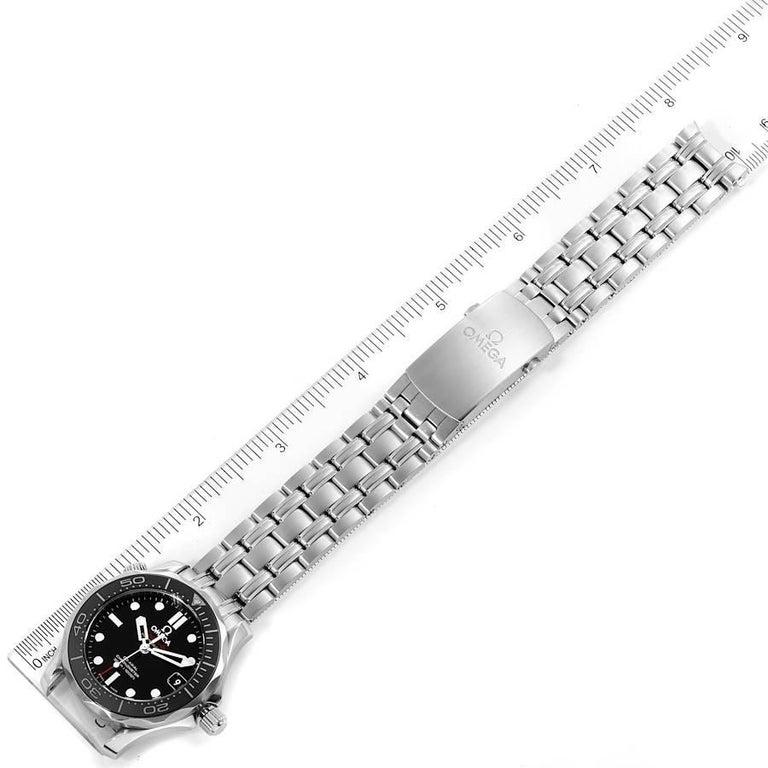 Omega Seamaster 300M Midsize Watch 212.30.36.20.01.002 Box Card 4