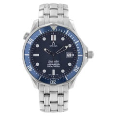 Omega Seamaster 300m Steel Blue Dial Automatic Mens Watch 2531.80.00