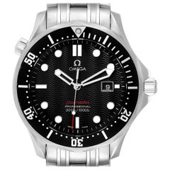 Omega Seamaster 300M Steel Men's Watch 212.30.41.61.01.001 Card