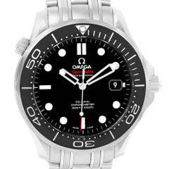 Omega Seamaster 40 Co-Axial Black Dial Men's Watch 212.30.41.20.01.003