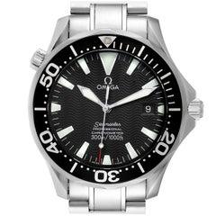 Omega Seamaster 41 300M Black Dial Steel Men's Watch 2254.50.00