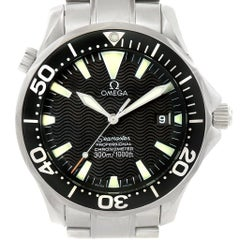 Omega Seamaster 41 Black Dial Automatic Steel Men's Watch 2254.50.00