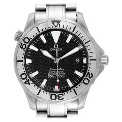 Omega Seamaster 41 Black Dial Titanium Men's Watch 2231.50.00