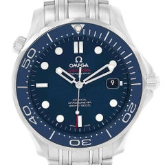 Omega Seamaster 41 Co-Axial Blue Dial Men's Watch 212.30.41.20.03.001