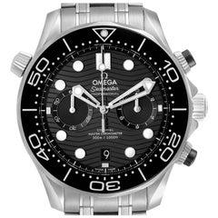 Omega Seamaster 44 Chronograph Mens Watch 210.30.44.51.01.001 Unworn