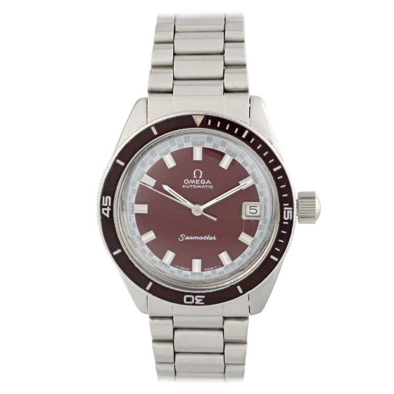 Omega Seamaster 60 Big Crown 166.062 Men Watch For Sale