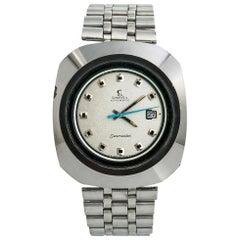 Omega Seamaster Anakin Skywalker Tungsten 166.078 Men's Automatic Vintage Watch