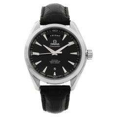 Omega Seamaster Aqua Terra 150 Day-Date Steel Men's Watch 231.13.42.22.01.001