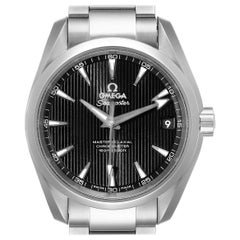 Omega Seamaster Aqua Terra 150m Men's Watch 231.10.39.21.01.001 Box Card