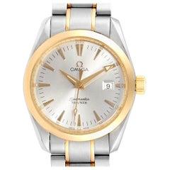 Omega Seamaster Aqua Terra 150M Steel Yellow Gold Watch 2317.30.00