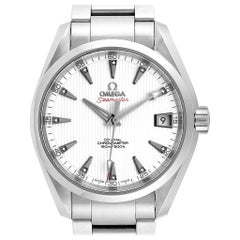 Omega Seamaster Aqua Terra 38.5 Diamond Watch 231.10.39.21.54.001