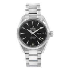 Omega Seamaster Aqua Terra Annual Calendar Steel Men's Watch 231.10.39.22.01.001