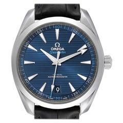 Omega Seamaster Aqua Terra Blue Dial Watch 220.13.41.21.03.001