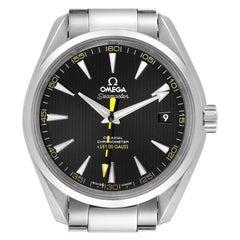 Omega Seamaster Aqua Terra Co-Axial Watch 231.10.42.21.01.002 Card