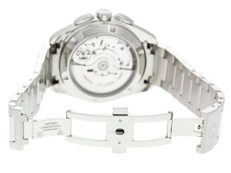 Omega Seamaster Aqua Terra GMT 231.10.43.52.06.001 For Sale 6