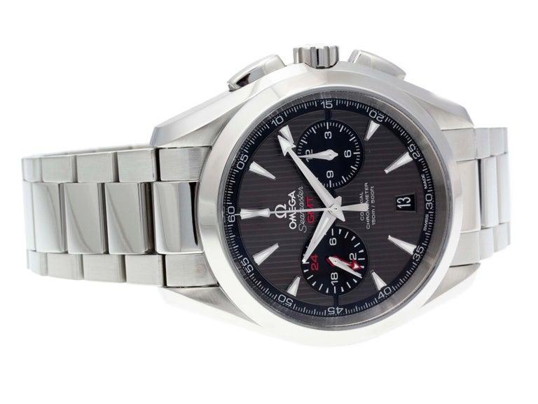 Men's Omega Seamaster Aqua Terra GMT 231.10.43.52.06.001 For Sale