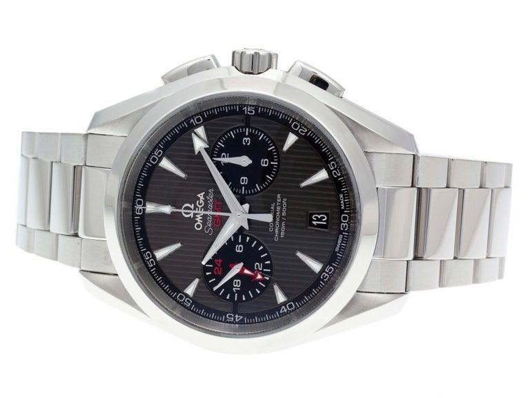 Omega Seamaster Aqua Terra GMT 231.10.43.52.06.001 For Sale 1