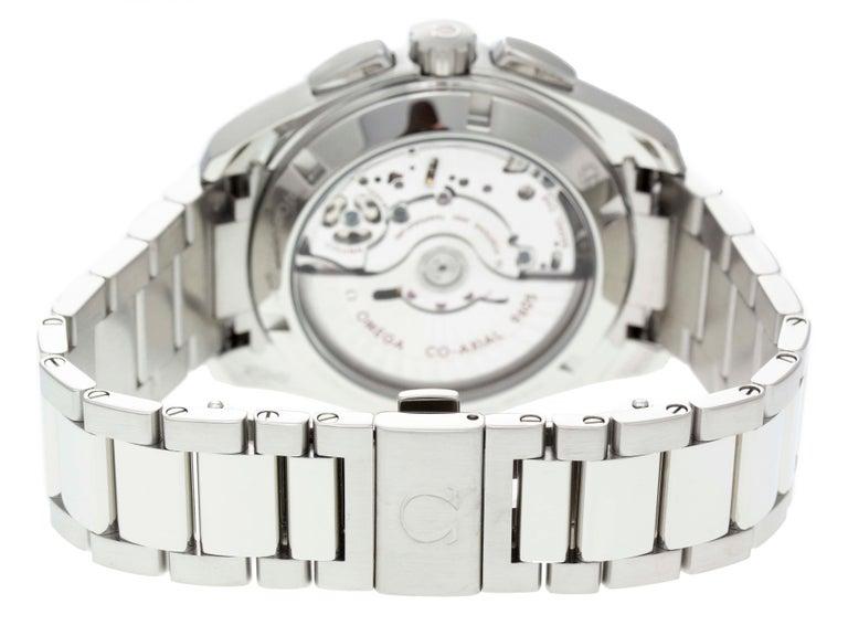 Omega Seamaster Aqua Terra GMT 231.10.43.52.06.001 For Sale 4