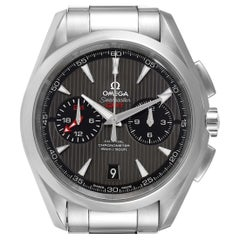 Omega Seamaster Aqua Terra GMT Chronograph Watch 231.10.43.52.06.001
