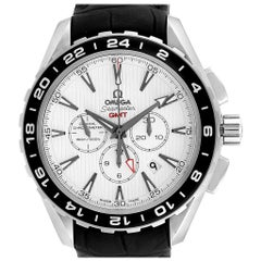 Omega Seamaster Aqua Terra GMT Steel Men's Watch 231.13.44.52.04.001