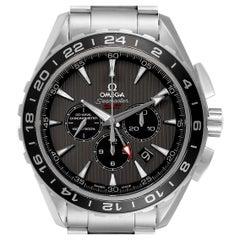 Omega Seamaster Aqua Terra GMT Watch 231.10.44.52.06.001