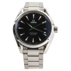 Omega Seamaster Aqua Terra Golf 150M Co-Axial Automatic Watch Stainless Steel 41