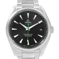Omega Seamaster Aqua Terra Golf Edition Watch 231.10.42.21.01.004 Unworn