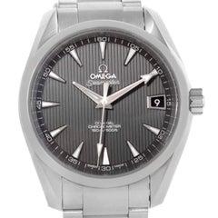 Omega Seamaster Aqua Terra Men's Steel Watch 231.10.39.21.06.001