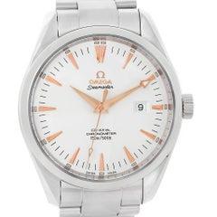 Omega Seamaster Aqua Terra Men's Steel Watch 2503.34.00 Box Papers