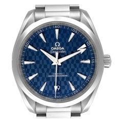 Omega Seamaster Aqua Terra Olympic Games Watch 522.12.41.21.03.001 Unworn