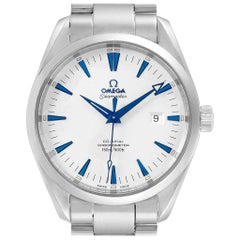 Omega Seamaster Aqua Terra Steel Men's Watch 2502.33.00 Box Card