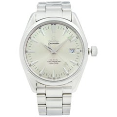 Omega Seamaster Aqua Terra Steel Silver Dial Automatic Men's Watch 2503.30.00