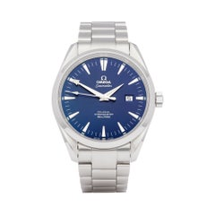 Omega Seamaster Aquaterra Stainless Steel 25028000