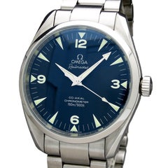 Omega Seamaster AT Railmaster 2502.52Auto Certified Pre-Owned