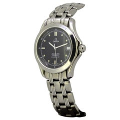 Omega Seamaster, Automatic Chronometer Men's Wristwatch, circa 1990s