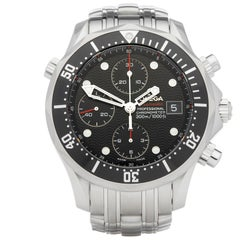 Omega Seamaster Chronograph Stainless Steel 213.30.42.40.01.001