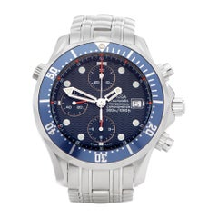 Omega Seamaster Chronograph Stainless Steel 2599.80.00