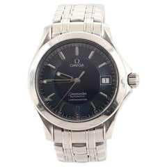 Omega Seamaster Chronometer Automatic Watch Stainless Steel 36