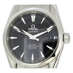 Omega Seamaster Co-Axial Aqua Terra
