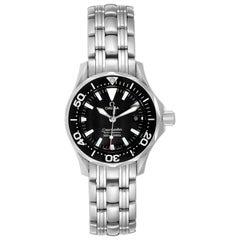 Omega Seamaster Diver 300M Quartz Steel Ladies Watch 2284.50.00